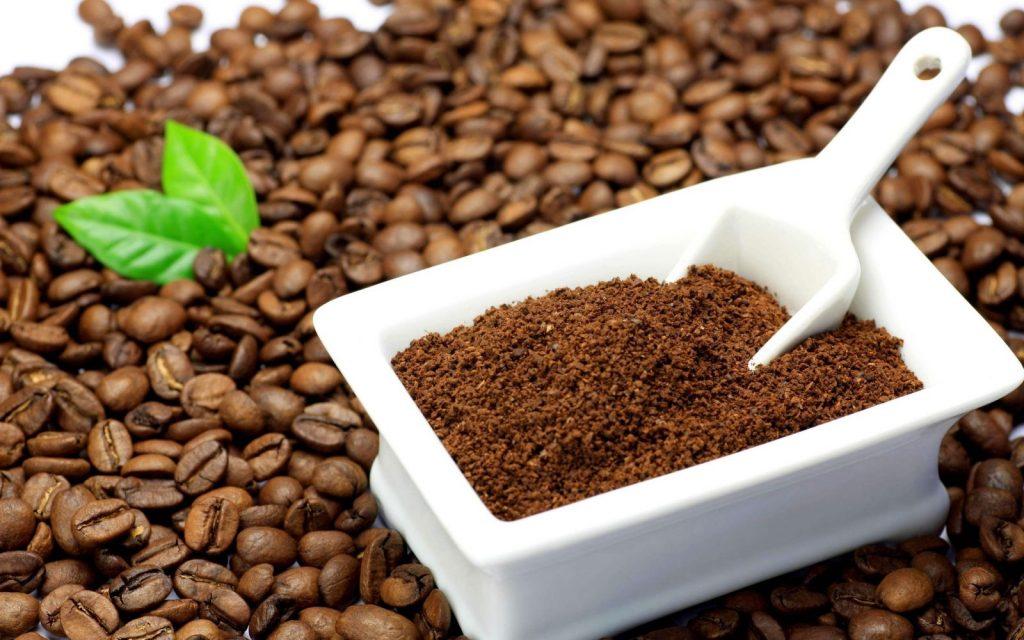cà phê hạt bột 2