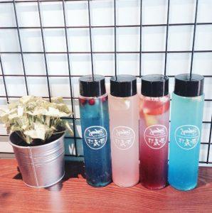 Địa điểm mua bán chai nhựa đựng trà sữa, chai nhựa đựng nước ép trái cây tại TPHCM