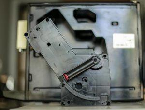 Các chi tiết được thiết kế đơn giản dễ dàng trong tháo lắp và vệ sinh