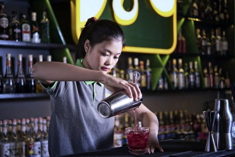khóa học pha chế bartender 1