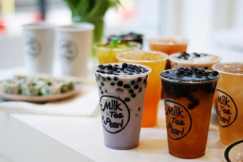 hông trà đen đài loan pha chế trà sữa 1