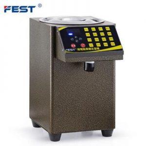 Mua bán và cách sử dụng máy định lượng đường trà sữa giá rẻ tại TPHCM