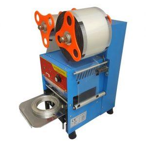 Mua bán và cách sử dụng máy ép dập dán miệng ly trà sữa giá rẻ tại TPHCM