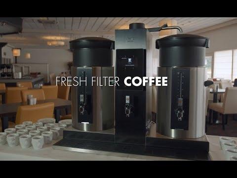 Máy pha cà phê/trà chuyên nghiệp Animo CB 2x5