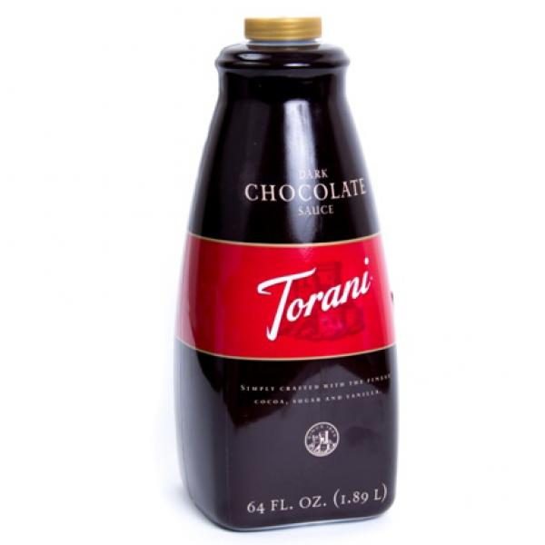 Sauce Torani Dark Chocolate 1,89L