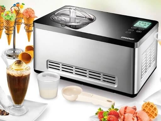 máy làm kem gia đình mini