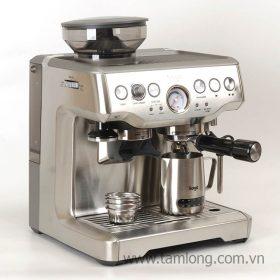 Máy pha cà phê Breville 870XL (Hàng chính hãng, không lấy quà tặng giá còn 16tr950)
