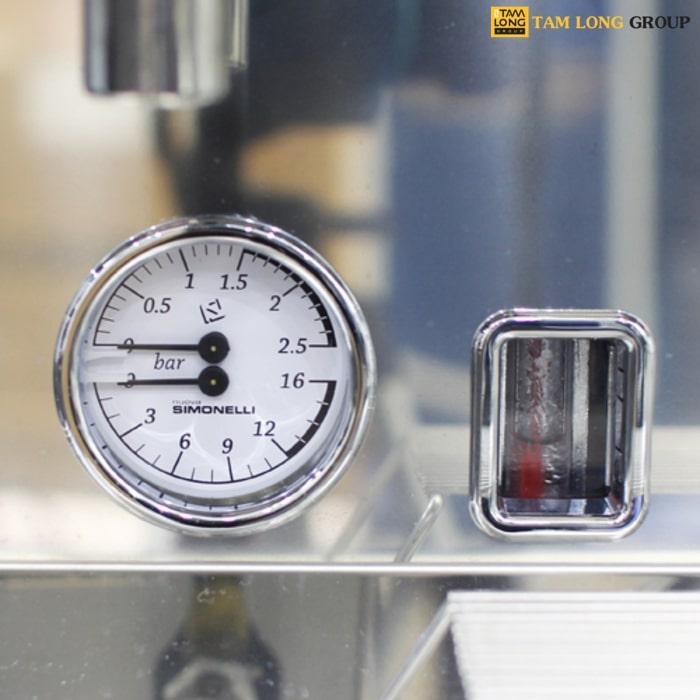đồng hồ máy pha cafe