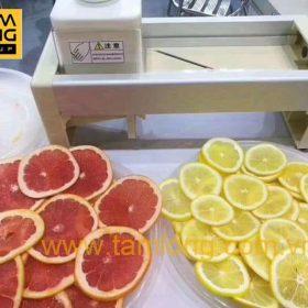 thiết bị thái lát trái cây