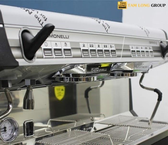 nuova espresso machine