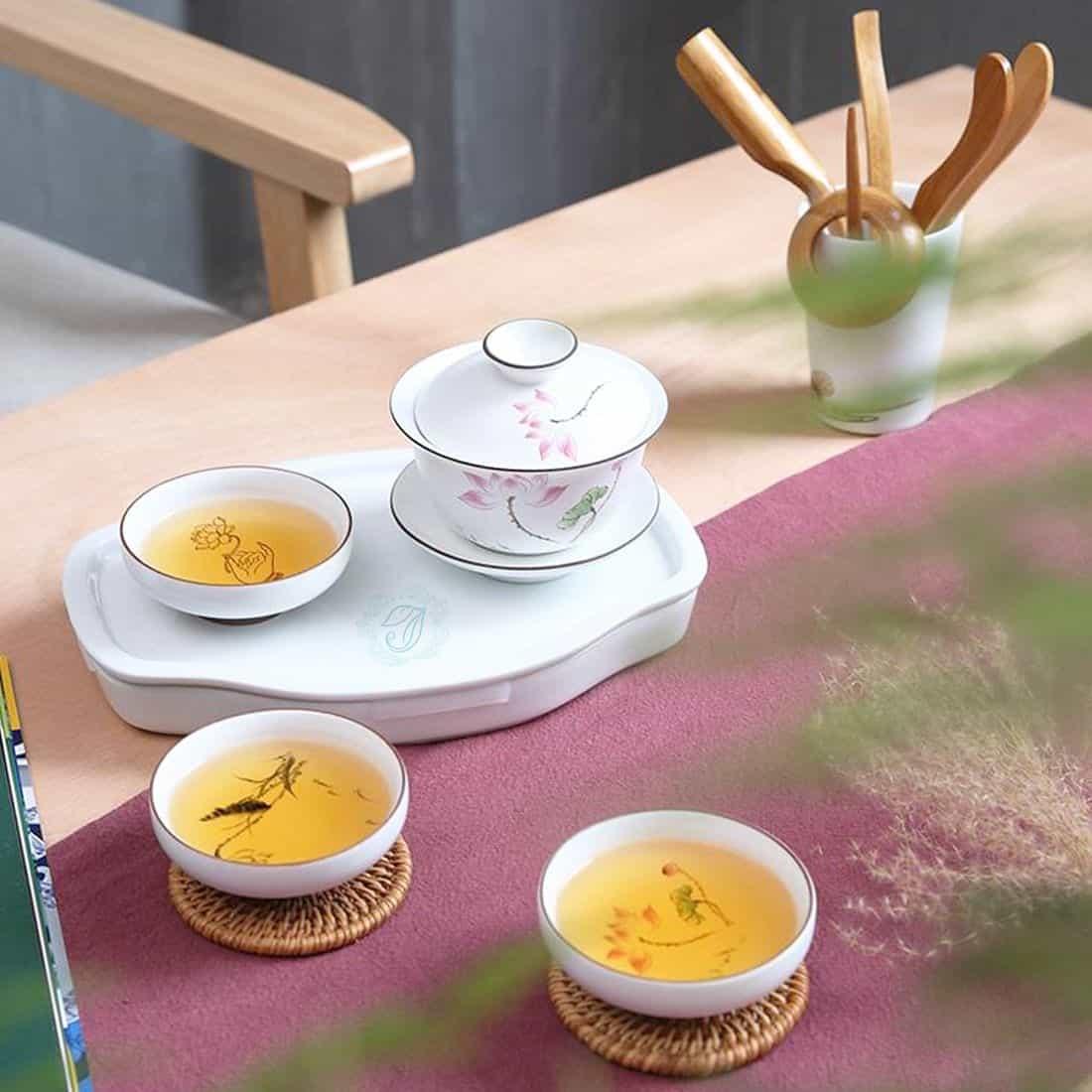 trà pha trà sữa là gì
