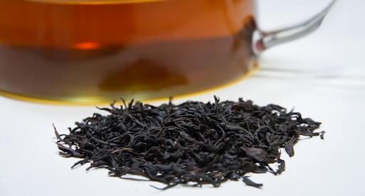 black taiwan tea