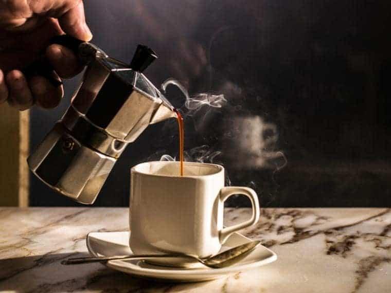 cà phê amerino ý