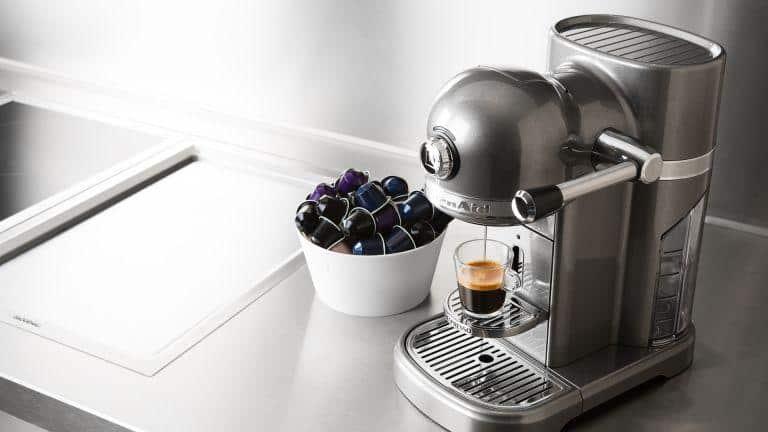 các loại máy pha cà phê