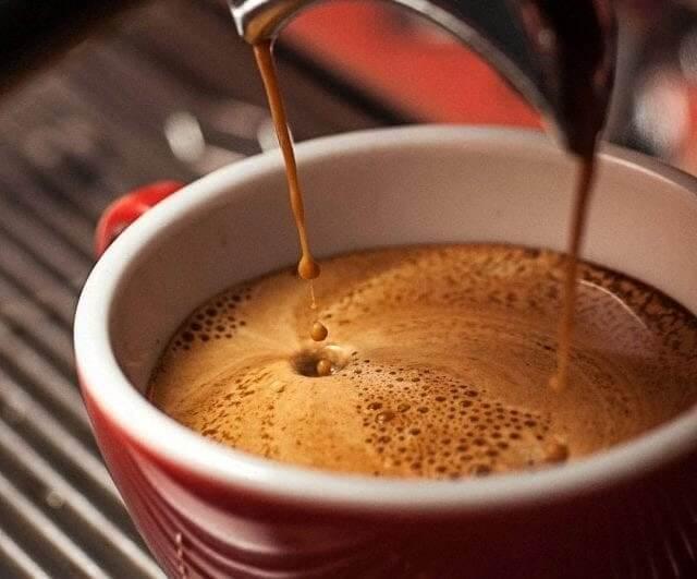 tách espresso
