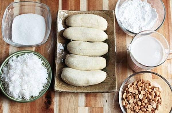 cách thức làm kem chuối ngon