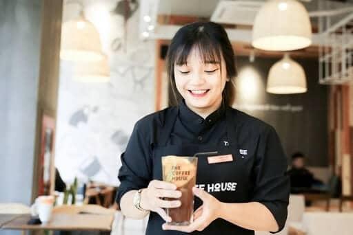 marketing cho quán cà phê