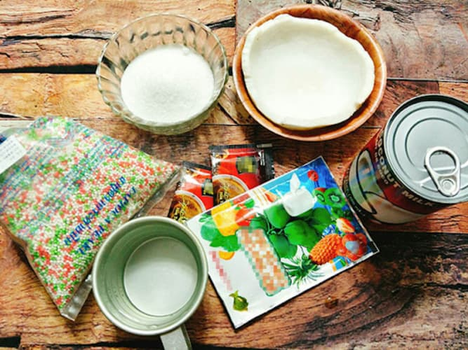 cách làm thạch cafe - Tam Long Group