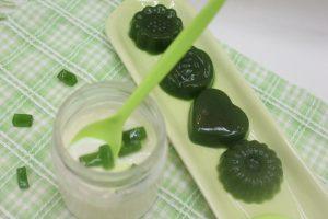 cách làm thạch rau câu trà xanh