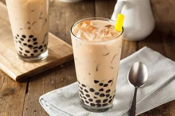 làm trà sữa từ trà đen