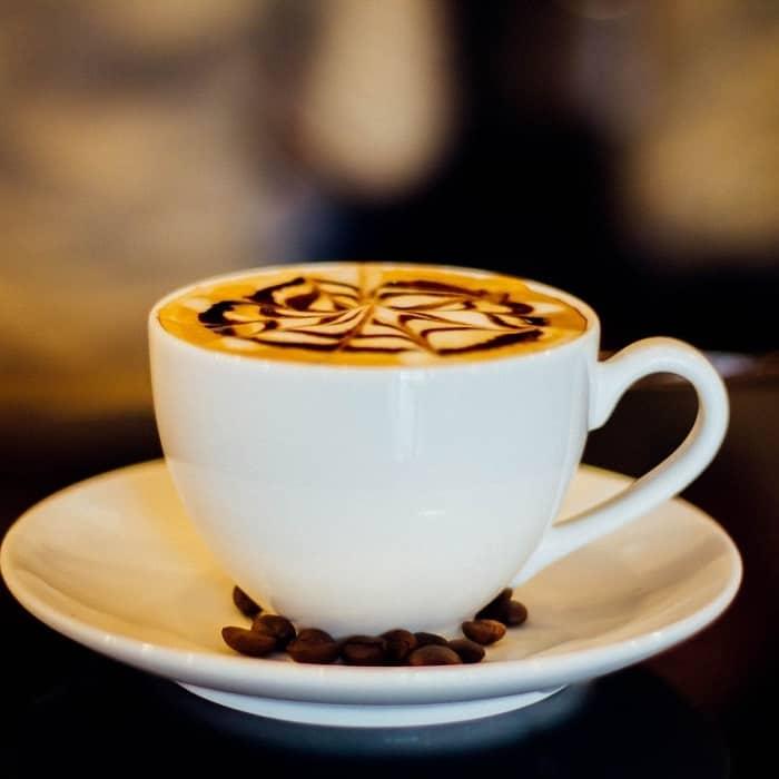 cách pha cà phê capuchino tại nhà ngon