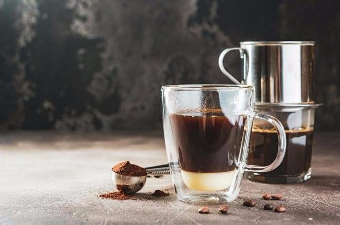 cách pha cà phê phin ngon tại nhà
