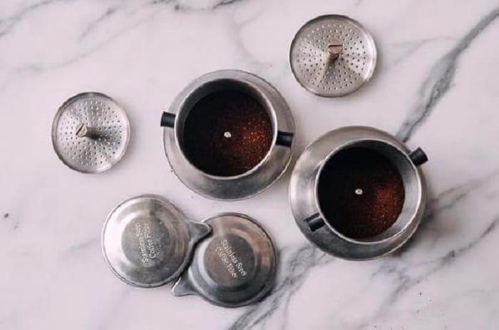 hướng dẫn cách pha cà phê phin