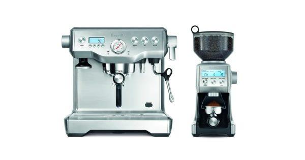 cách sử dụng máy pha cà phê breville đúng chuẩn
