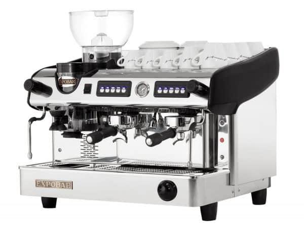 hướng dẫn cách sử dụng máy pha cà phê expobar