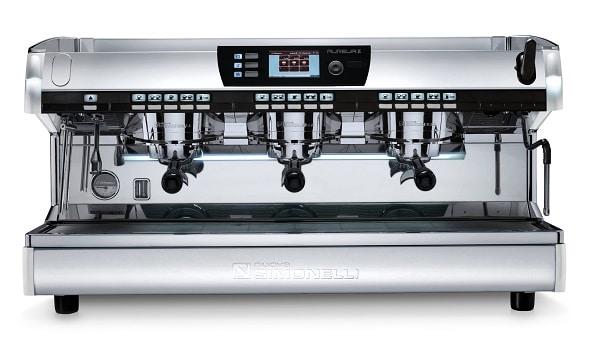 cách sử dụng máy pha cà phê simonelli