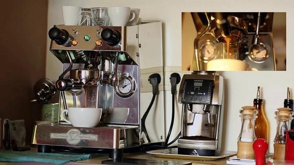 cách sử dụng máy pha cafe BFC - Tam Long Group
