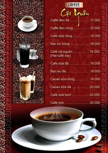 cafe cóc