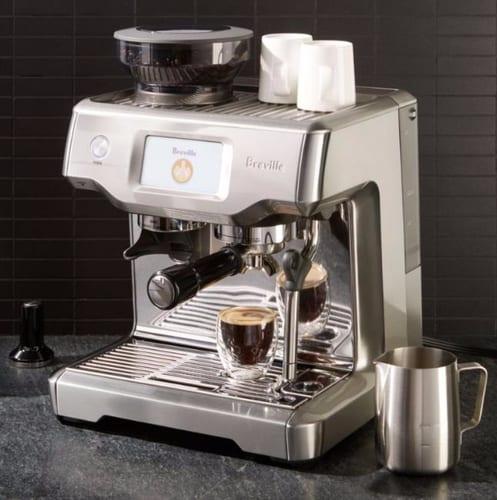 nên mua máy pha cà phê loại nào