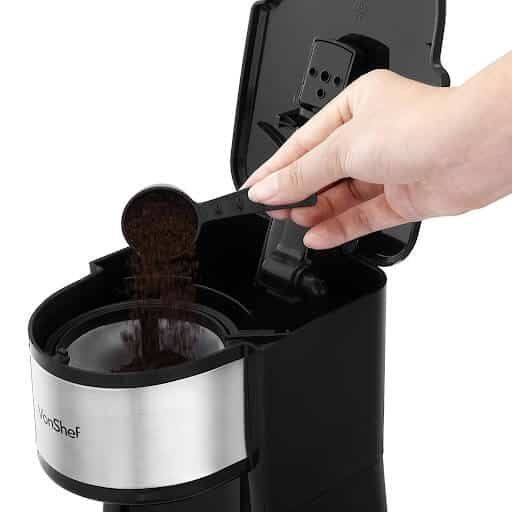 cách sử dụng cafe máy