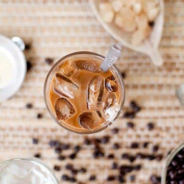 cách uống cà phê
