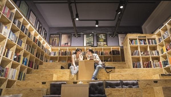 kinh doanh cà phê sách - Tam Long Group