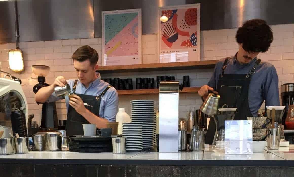 kiến thức barista