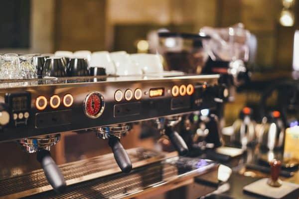 máy pha cafe espresso