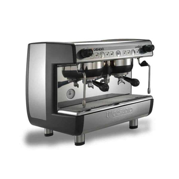 cách sử dụng máy pha cà phê casadio