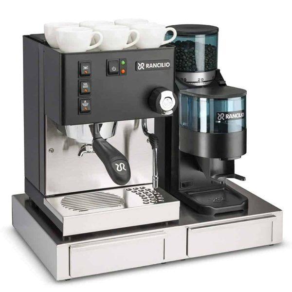 máy pha cà phê rancilio có tốt