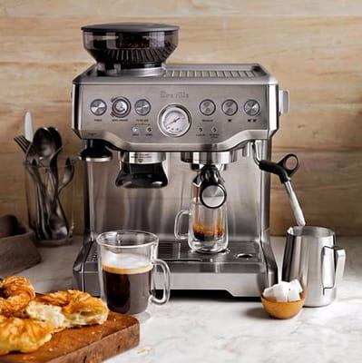 đánh giá máy pha cà phê breville