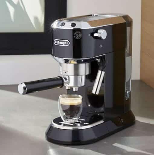 máy pha cafe công suất nhỏ