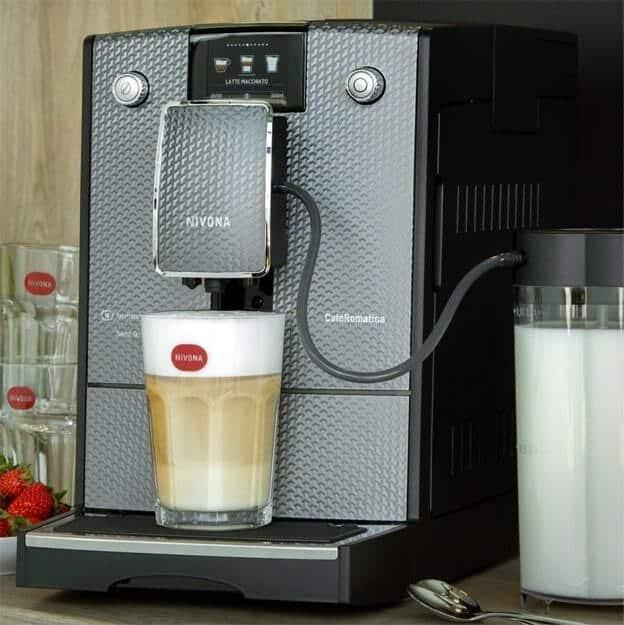 máy pha cafe nivona