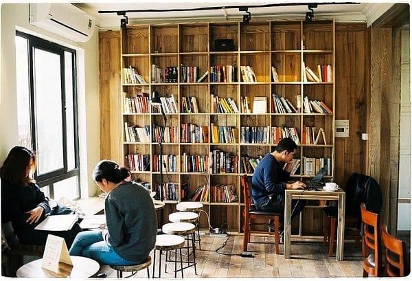 mô hình kinh doanh cà phê sách - Tam Long Group