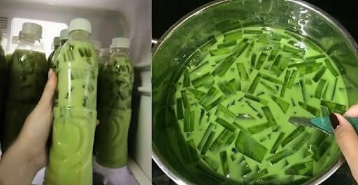 nguyên liệu làm trà sữa thái xanh tại nhà