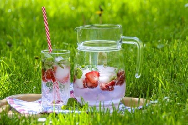nước uống ice