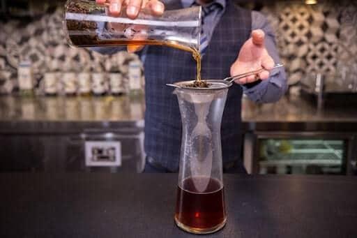 cách làm trà sữa bằng trà đen