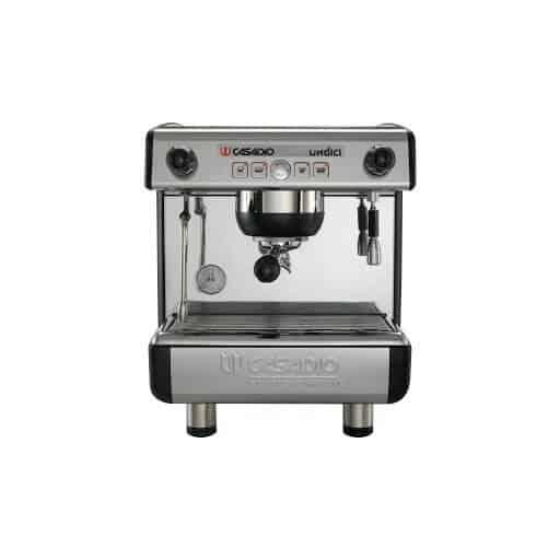 review casadio espresso machine