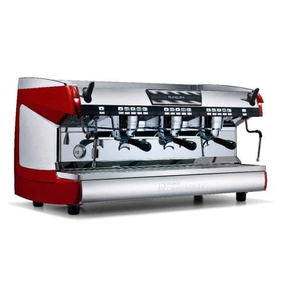 review máy pha cà phê nuova simonelli chi tiết