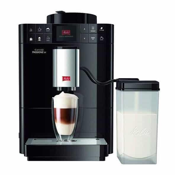 thông số kỹ thuật máy pha cafe melitta